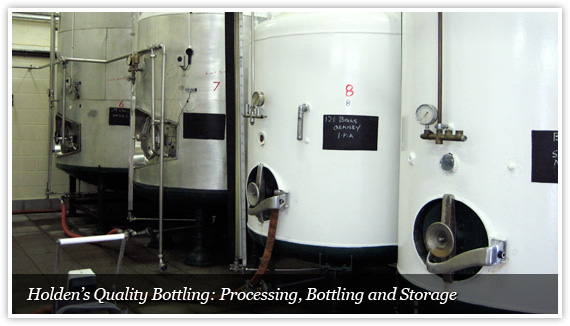 Bottled drink processing
